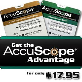 AccuScope - Ultimate Gun Scope Sighting Reference Tool